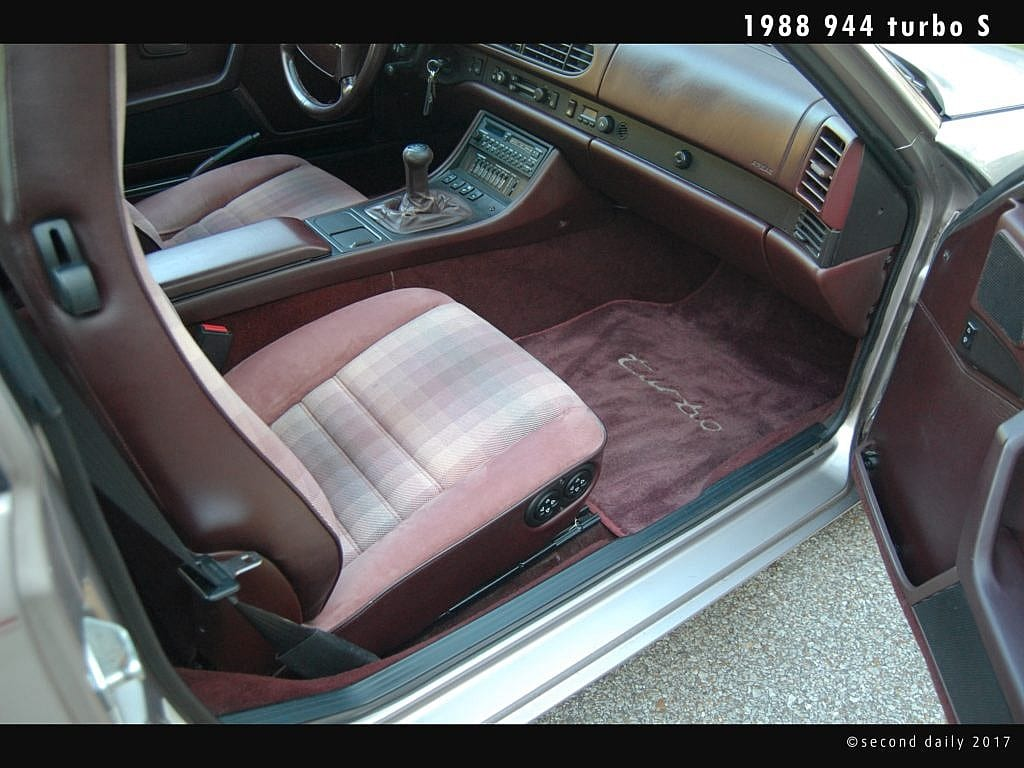 Porsche 944 turbo daily fun second daily classics what to look for when buying maintenance history timing belts are good for about 3 years or 30k miles so if youre buying and the seller doesnt know vanachro Gallery