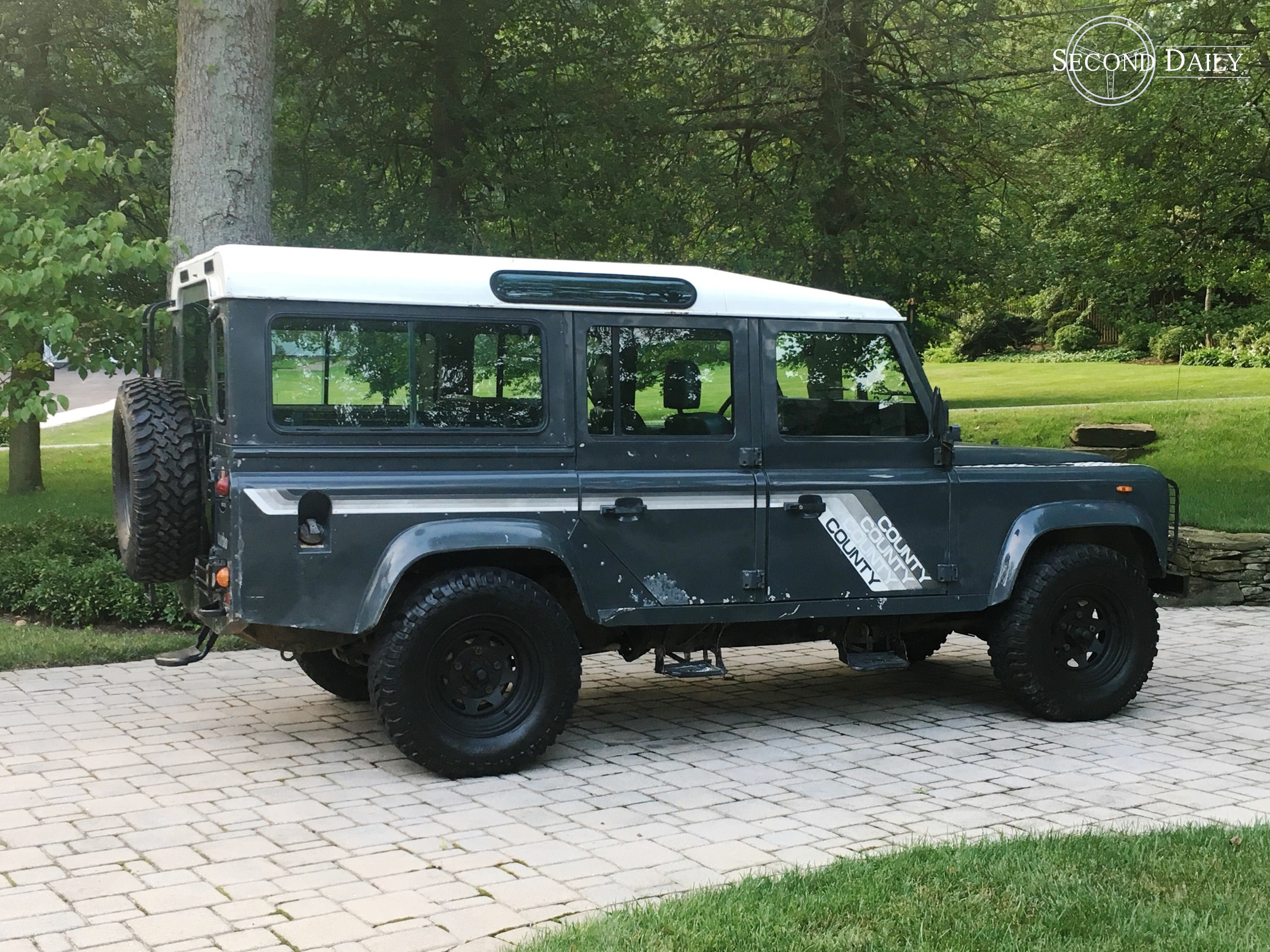 Sold 1988 Land Rover 110 Defender Lhd Second Daily