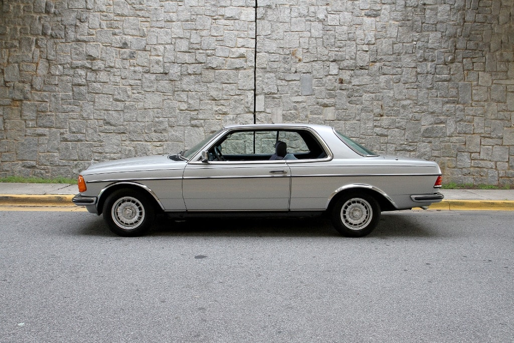 Web Finds For Sale: 1984 Mercedes-Benz 230CE | Second Daily Classics