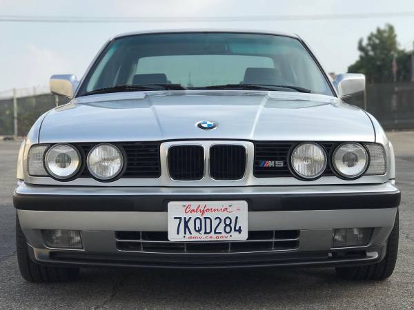 web finds for sale 1991 e34 bmw m5 second daily classics. Black Bedroom Furniture Sets. Home Design Ideas