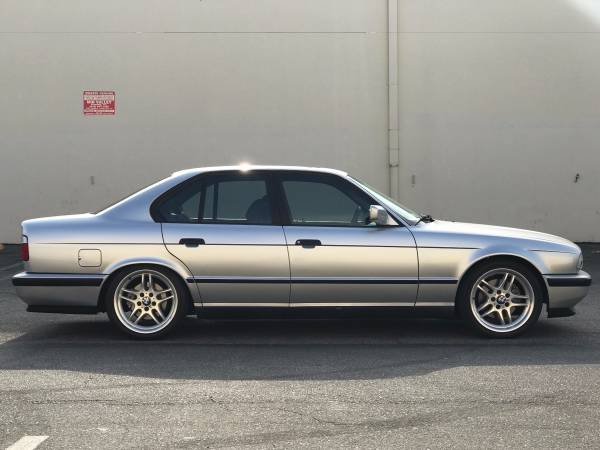 E34 M5 For Sale >> Web Finds For Sale 1991 E34 Bmw M5 Second Daily Classics