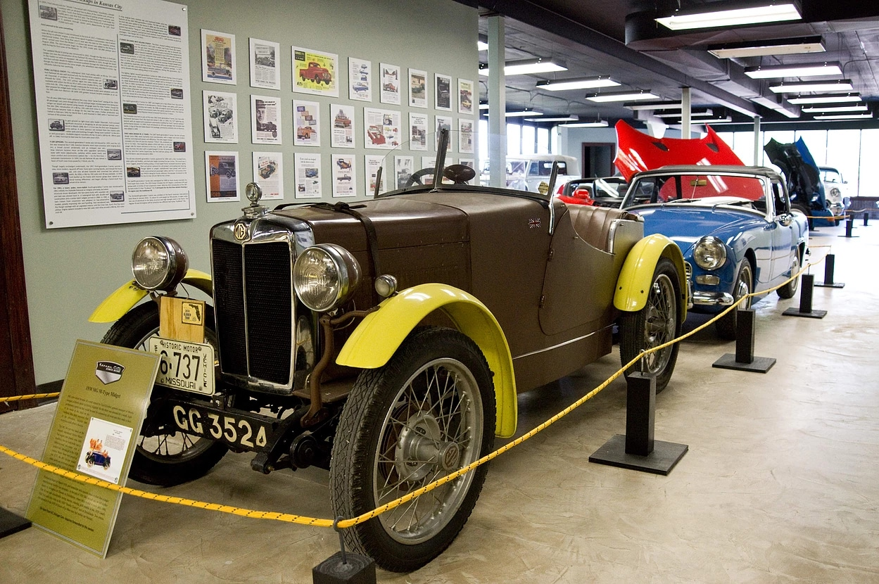 KC Auto Museum…Looks like we\'re not in Kansas anymore | Second Daily ...