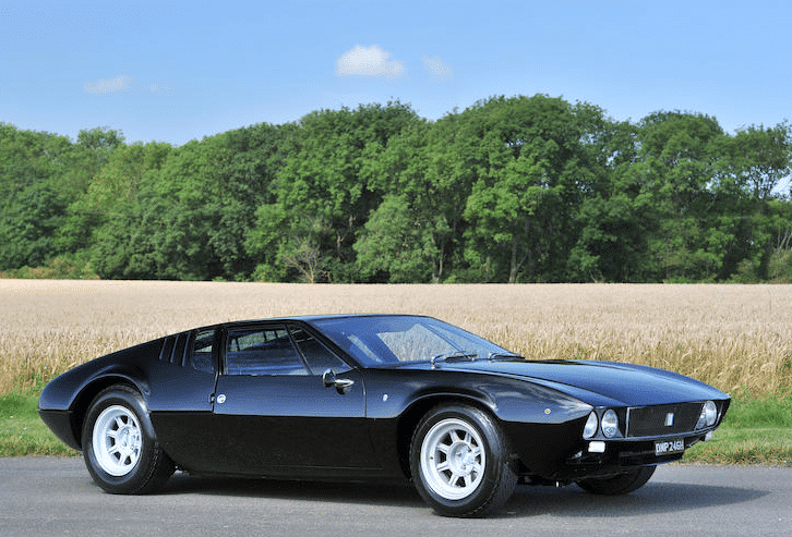 bonham 1969 de tomaso mangusta auction