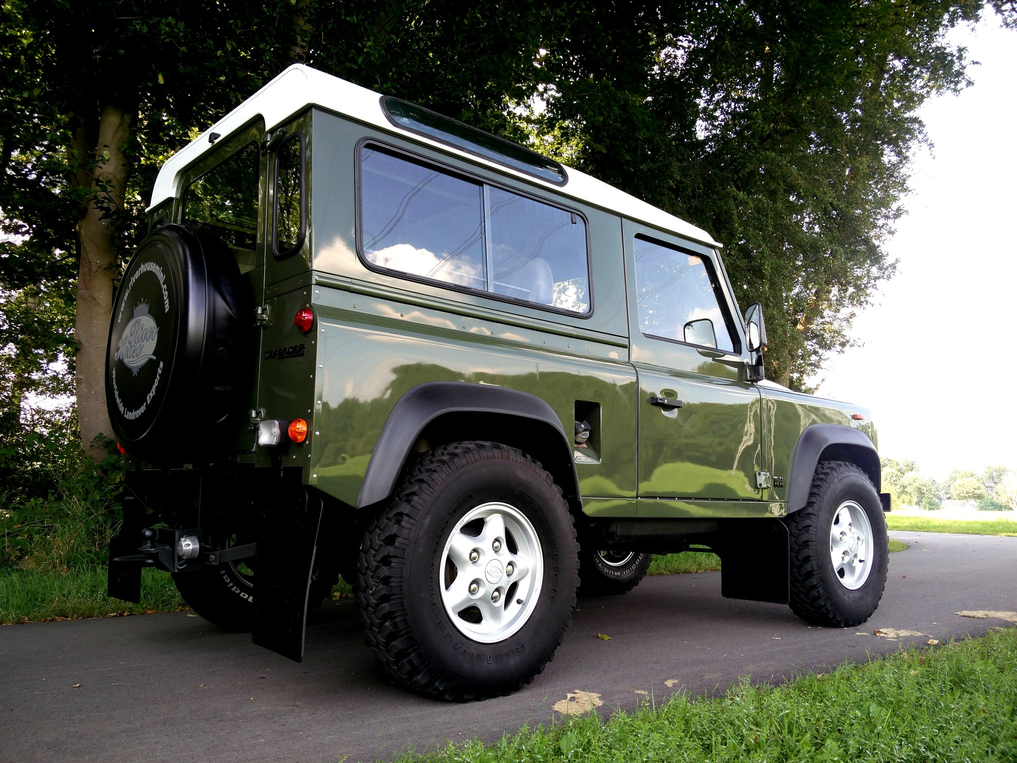 For Sale 1992 Lhd Defender 90 200tdi Second Daily Classics