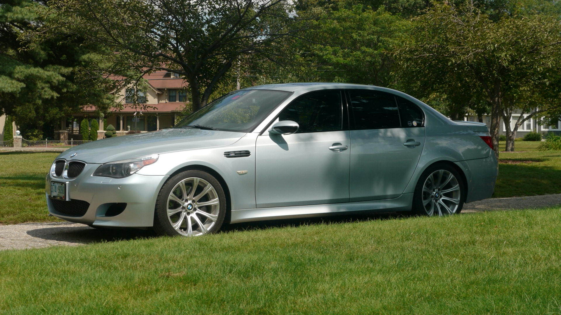 web finds for sale 2007 bmw e60 m5 second daily classics. Black Bedroom Furniture Sets. Home Design Ideas