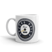 Speedometer Coffee Mug