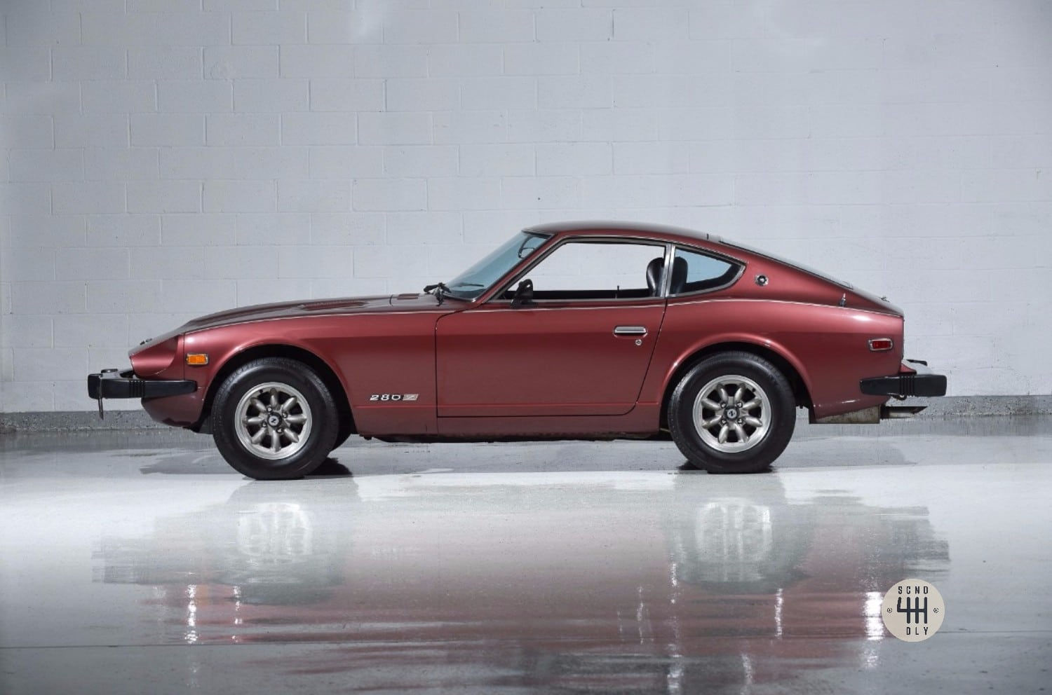 1978 DATSUN 280Z – All original 36k miles 4-sp manual