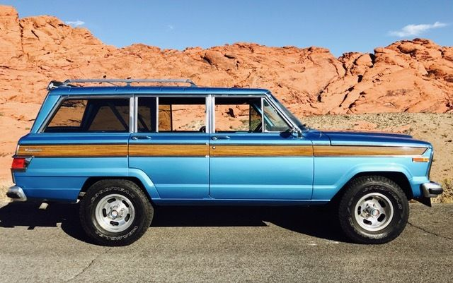 Jeep Grand Wagoneer Second Daily Classics For Sale