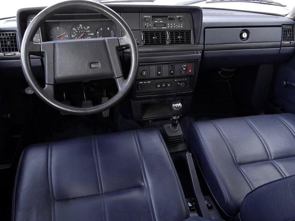 1987 Volvo 240 Dl For Sale Second Daily Classics
