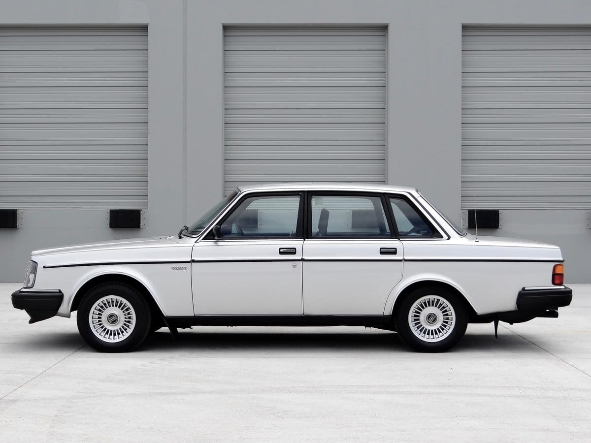 1984 Volvo 240 Gl For Sale Second Daily Classics