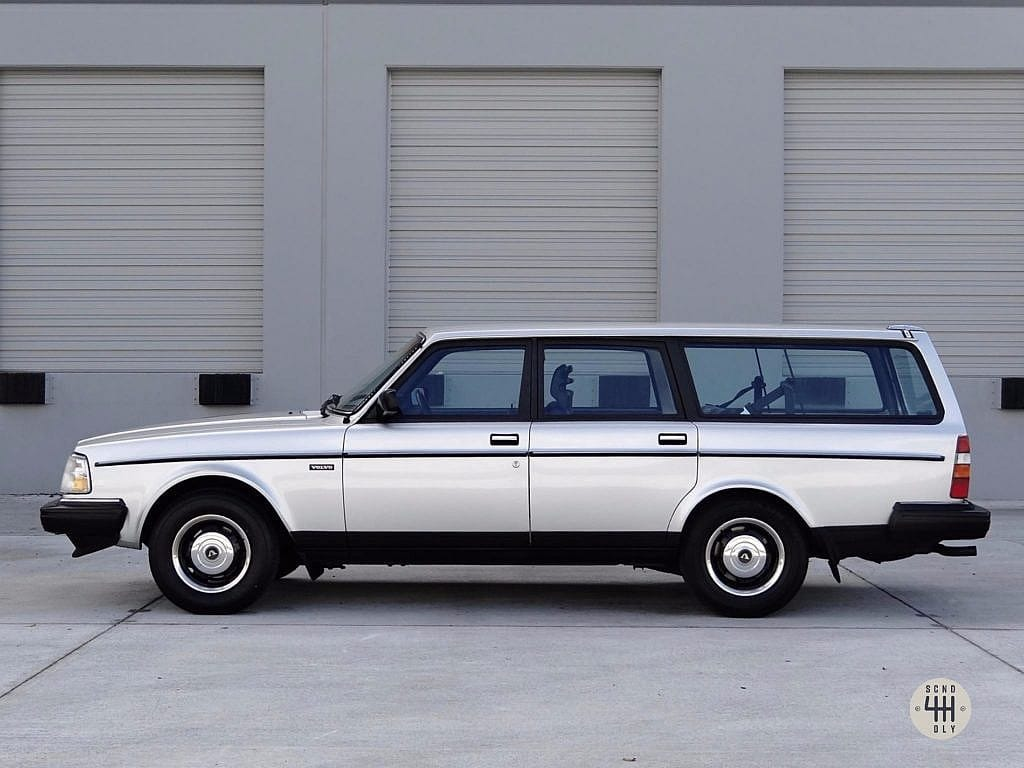 1987 volvo 240 dl for sale second daily classics. Black Bedroom Furniture Sets. Home Design Ideas