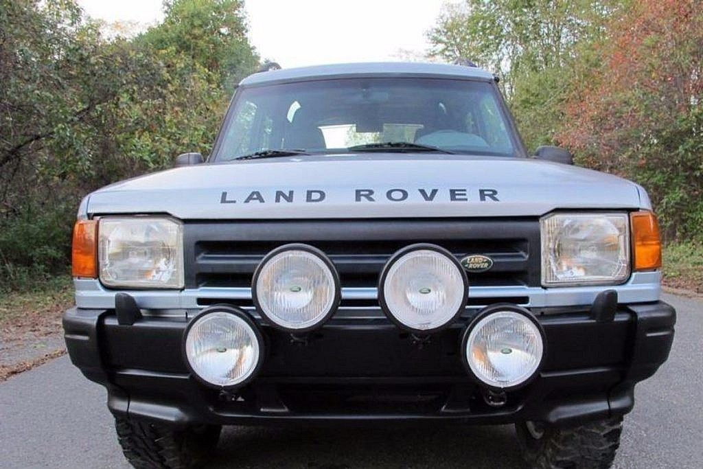 Brilliant 1996 Land Rover Discovery Se7 5 Speed Manual Second Daily Classics Wiring Database Rimengelartorg