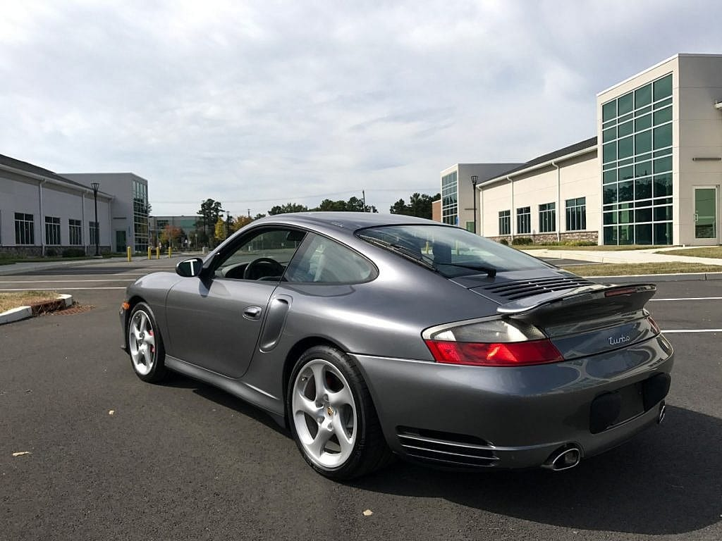 2001 porsche 911 turbo 6 speed 29k miles second daily. Black Bedroom Furniture Sets. Home Design Ideas