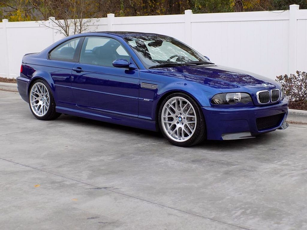 2006 bmw e46 m3 smg competition package second daily classics. Black Bedroom Furniture Sets. Home Design Ideas