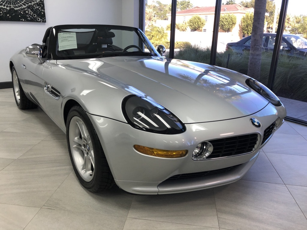 2001 bmw z8 e52 6 speed manual second daily classics rh seconddaily com BMW Z9 BMW Z1