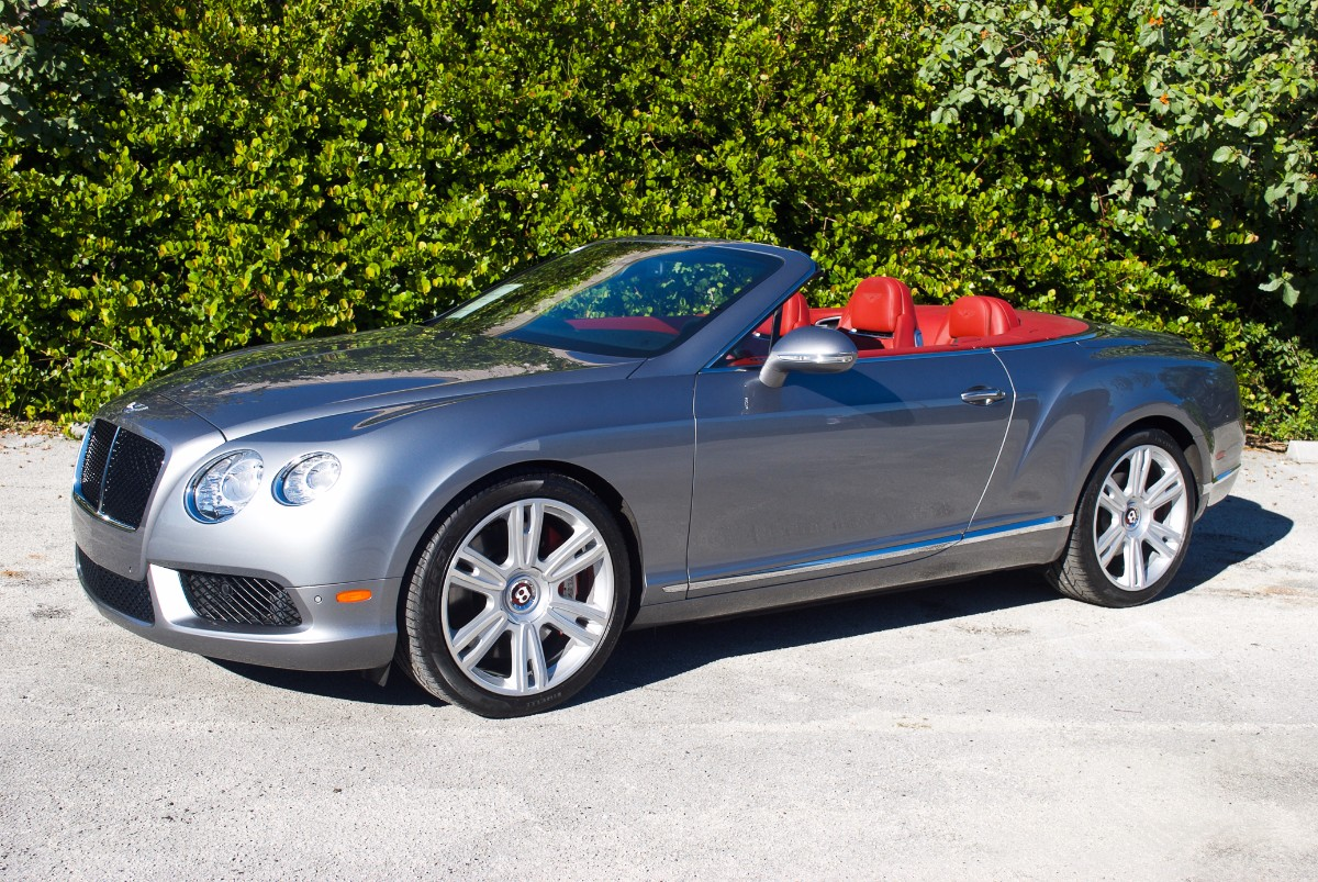 2013 Bentley Continental GTC V8 AWD – 18,500 miles | Second Daily ...