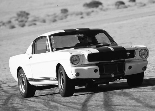 1965 Shelby GT350 #378 – All Numbers Matching | Second Daily