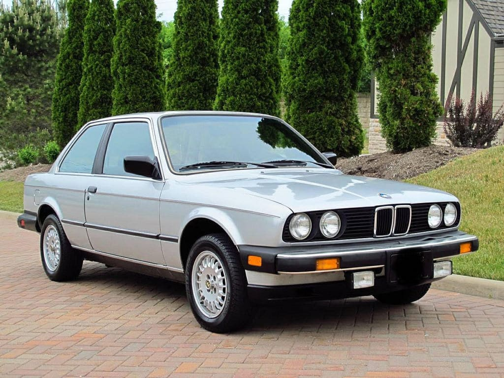 1985 bmw 318i 5 speed survivor with 96k miles second daily classics rh seconddaily com owner's manual bmw e46 318i bmw 318i instruction manual