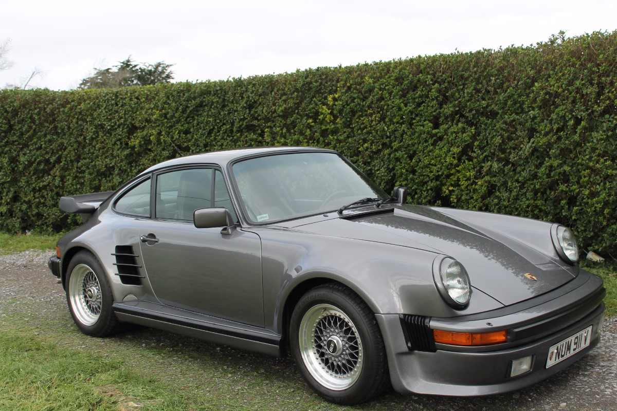 1986 porsche 930 911 turbo 77k miles second daily classics. Black Bedroom Furniture Sets. Home Design Ideas