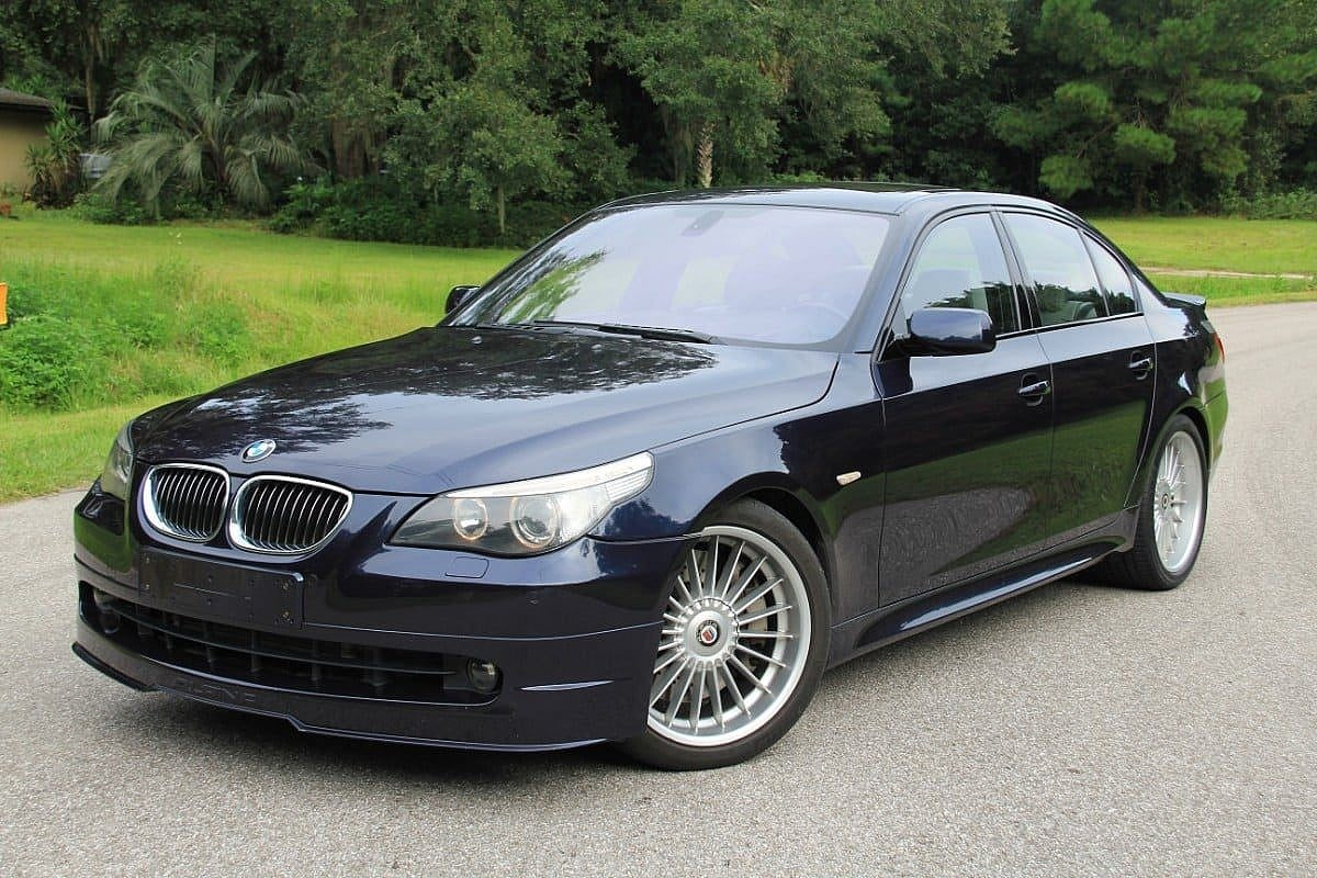 BMW B Alpina L Supercharged V USA Imported Second - Bmw b5 alpina for sale