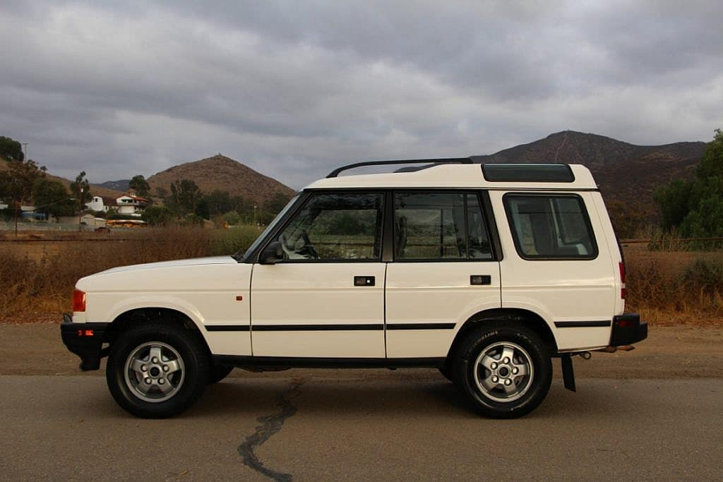 Phenomenal 1994 Land Rover Discovery 1 5 Speed Manual Second Daily Classics Wiring Database Rimengelartorg